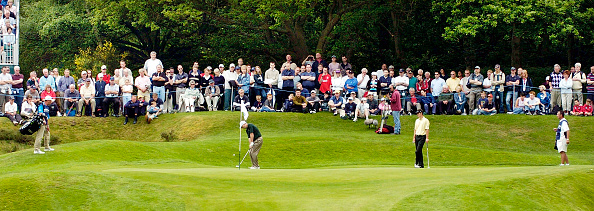 Green - Golf Course「Golf Voilvo PGA champioship at Wentworth GC in England 2004」:写真・画像(6)[壁紙.com]
