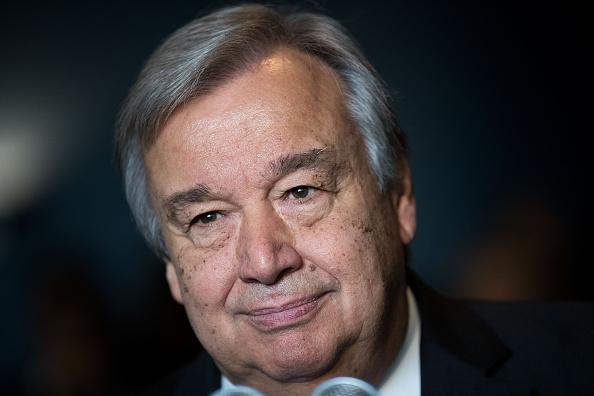 Secretary-General「United Nations Names Antonio Guterres As New Secretary-General」:写真・画像(0)[壁紙.com]