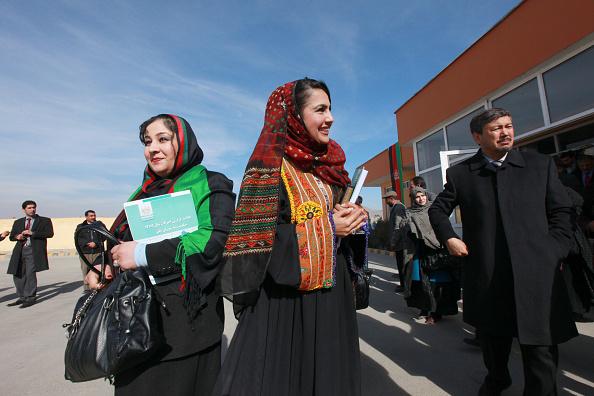 Kabul「President Hamid Karzai Inaugurates New Parliament In Kabul」:写真・画像(13)[壁紙.com]