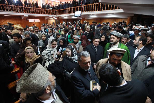 Kabul「President Hamid Karzai Inaugurates New Parliament In Kabul」:写真・画像(11)[壁紙.com]