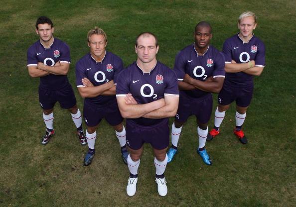 Johnny Wilkinson「Launch of Nike England Change Kit」:写真・画像(9)[壁紙.com]