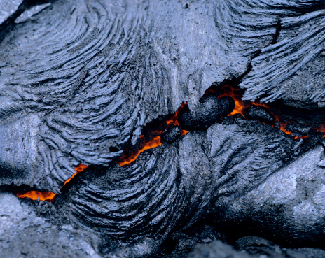Lava「Lavacrack, Big Island, Hawaii」:スマホ壁紙(19)