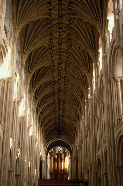 Ceiling「Norwich Cathedral」:写真・画像(16)[壁紙.com]