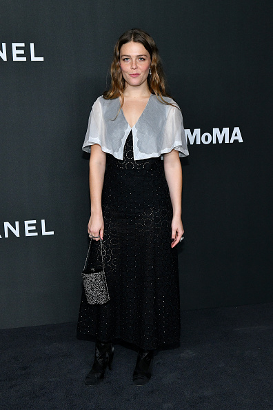 New York City Museum Of Modern Art「MoMA's Twelfth Annual Film Benefit Presented By CHANEL Honoring Laura Dern - Arrivals」:写真・画像(9)[壁紙.com]