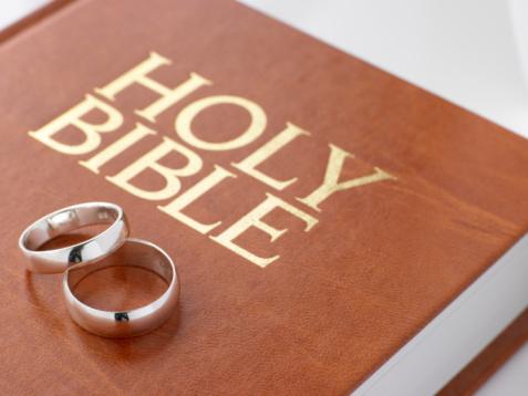 Celebration Event「Wedding Rings Resting On A Holy Bible」:スマホ壁紙(16)