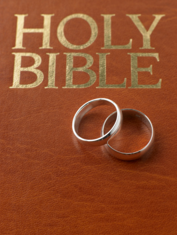 Celebration Event「Wedding Rings Resting On A Holy Bible」:スマホ壁紙(17)