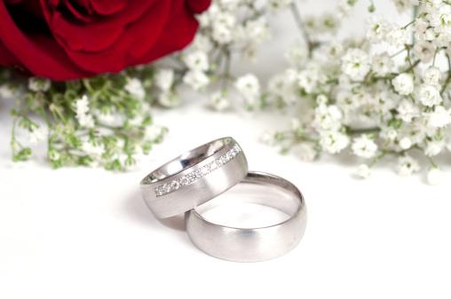 結婚「結婚リング」:スマホ壁紙(4)
