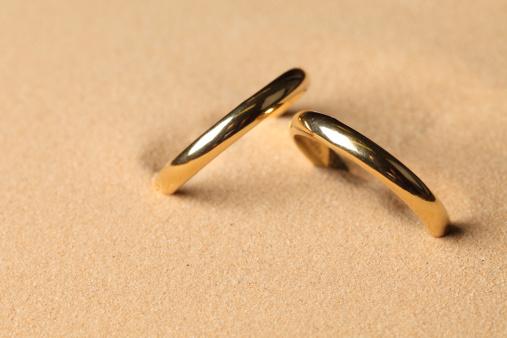 Honeymoon「Wedding rings in the sand」:スマホ壁紙(18)