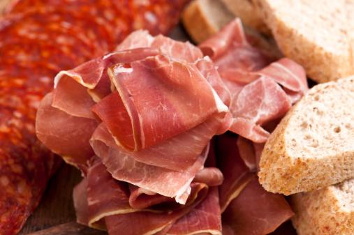 Serrano Ham「Cured Ham Slices」:スマホ壁紙(16)