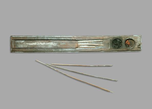 Artist's Palette「Pen Case Or Scribal Palette With Reed Pens」:写真・画像(19)[壁紙.com]