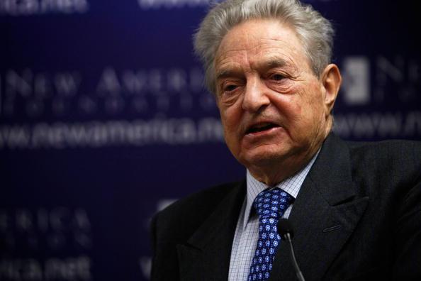 Finance「George Soros Gives Speech On Economic Recovery」:写真・画像(7)[壁紙.com]