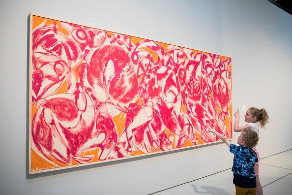 Tristan Fewings「Lee Krasner: Living Colour」:写真・画像(17)[壁紙.com]