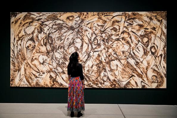 Tristan Fewings「Lee Krasner: Living Colour」:写真・画像(18)[壁紙.com]