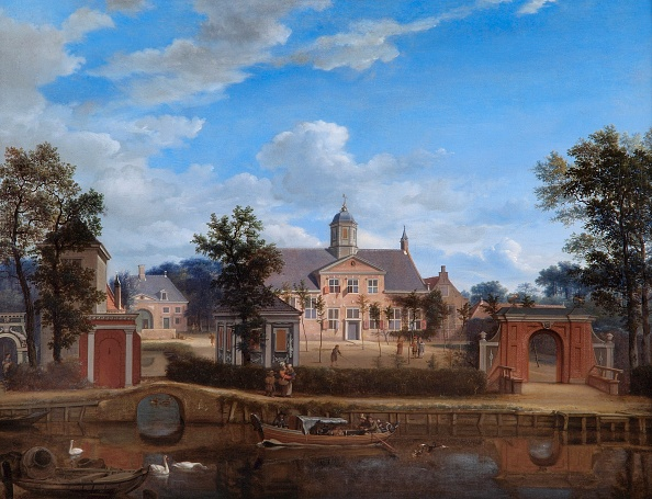 Utrecht「The Chateau Of Goudestein,」:写真・画像(8)[壁紙.com]