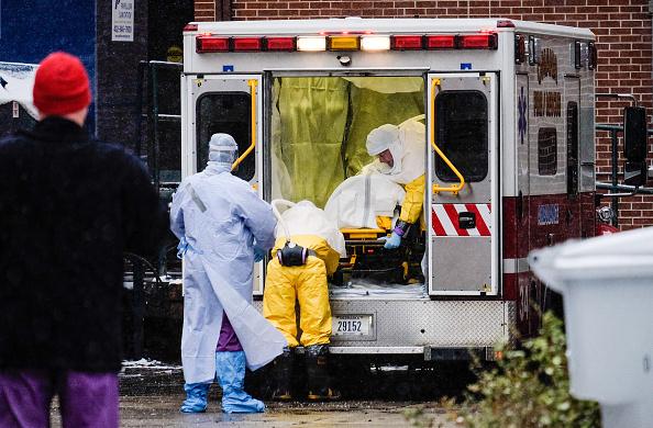 Methodist「Doctor From Sierra Leone To Be Treated For Ebola At Nebraska Medical Center」:写真・画像(11)[壁紙.com]