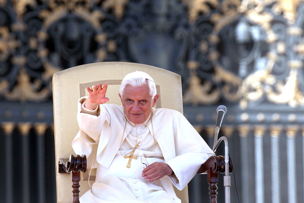 Franco Origlia「The Pope Attends His Weekly Audience In St Peter's Square」:写真・画像(17)[壁紙.com]