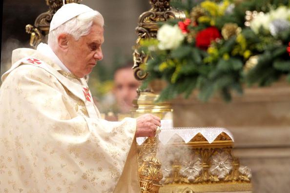 Franco Origlia「Christmas Mass At St. Peter's Basilica」:写真・画像(13)[壁紙.com]
