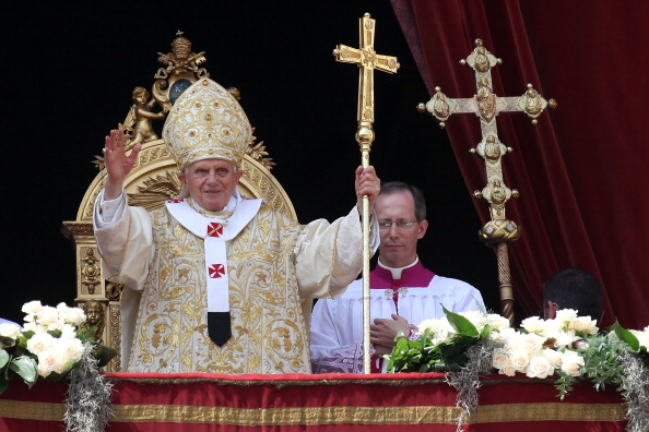 """Franco Origlia「Holy Mass Of The Day And """"Urbi Et Orbi"""" Message And Blessing」:写真・画像(14)[壁紙.com]"""
