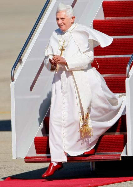 Joint Base Andrews「Pope Benedict XVI Arrives In The U.S」:写真・画像(15)[壁紙.com]