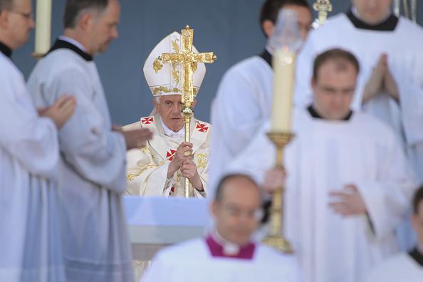 Decisions「Pope Benedict XVI Visits Erfurt」:写真・画像(9)[壁紙.com]