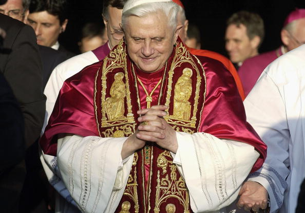 Minnesota「Pope Benedict XVI Visits St Paul Cathedral」:写真・画像(0)[壁紙.com]