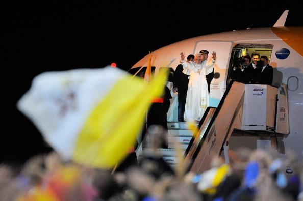 David Ramos「Pope Benedict XVI Visits Barcelona」:写真・画像(16)[壁紙.com]