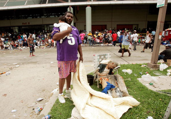 Natural Disaster「Evacuations Ordered As Conditions In New Orleans Deteriorate」:写真・画像(8)[壁紙.com]
