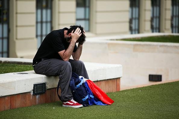 Head「Wellington Holds Memorial For Paris Attack Victims」:写真・画像(5)[壁紙.com]