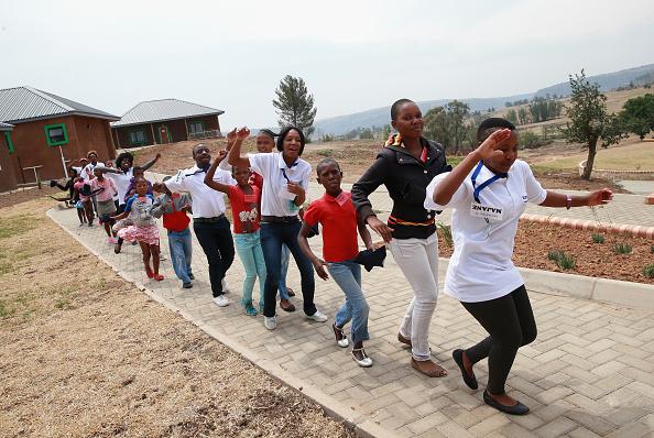 Volunteer「Sentebale's Mamohato Children's Centre - Caring For The Vulnerable Children Of Lesotho」:写真・画像(12)[壁紙.com]