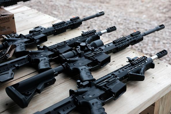 Rifle「2nd Amendment Advocates Gather At The Rod Of Iron Freedom Festival」:写真・画像(13)[壁紙.com]
