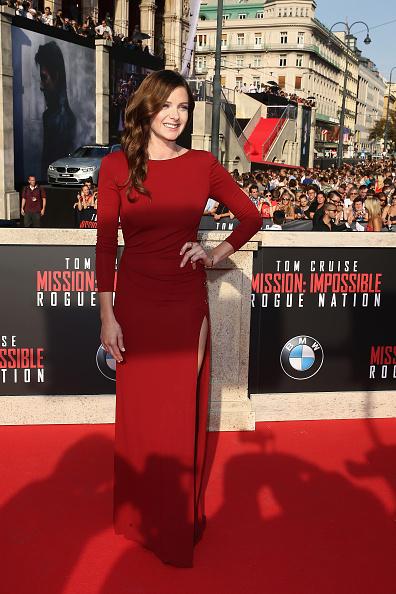 Three Quarter Length Sleeve「'Mission: Impossible - Rogue Nation' World Premiere」:写真・画像(17)[壁紙.com]