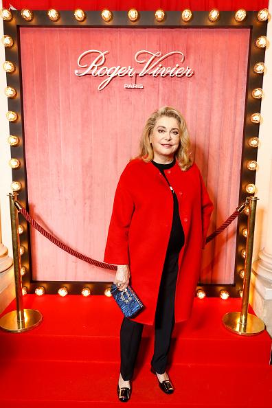 Flat Shoe「Roger Vivier: Photocall - Press Day - Hotel Vivier - Paris Fashion Week - Womenswear Spring Summer 2020」:写真・画像(9)[壁紙.com]
