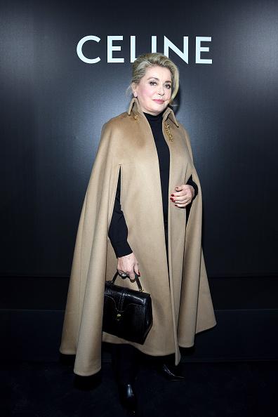 Purse「Celine : Front Row -  Paris Fashion Week - Womenswear Spring Summer 2020」:写真・画像(17)[壁紙.com]