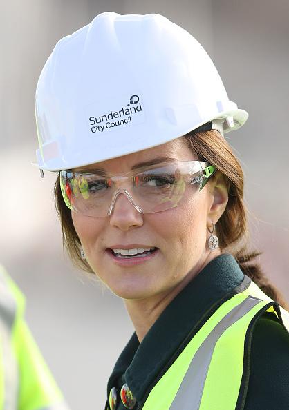 Visit「The Duke And Duchess of Cambridge Visit Sunderland」:写真・画像(0)[壁紙.com]