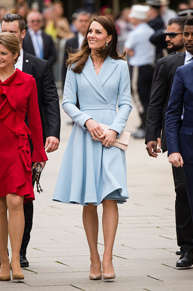 全身「The Duchess Of Cambridge Visits Luxembourg」:写真・画像(12)[壁紙.com]