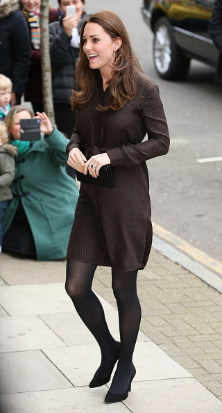 Healthcare Worker「The Duchess Of Cambridge Visits The Fostering Network」:写真・画像(11)[壁紙.com]