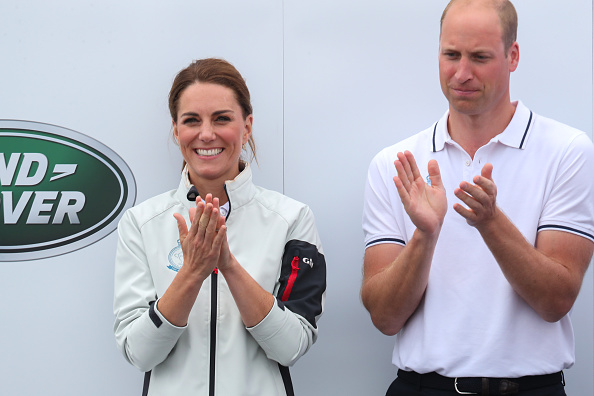 William S「The Duke And Duchess Of Cambridge Take Part In The King's Cup Regatta」:写真・画像(0)[壁紙.com]
