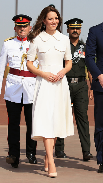 Delhi「The Duke & Duchess Of Cambridge Visit India & Bhutan - Day 2」:写真・画像(6)[壁紙.com]