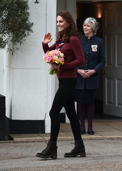 Eamonn M「The Duchess Of Cambridge Visits The Scout's Early Years Pilot At Gilwell Park」:写真・画像(2)[壁紙.com]