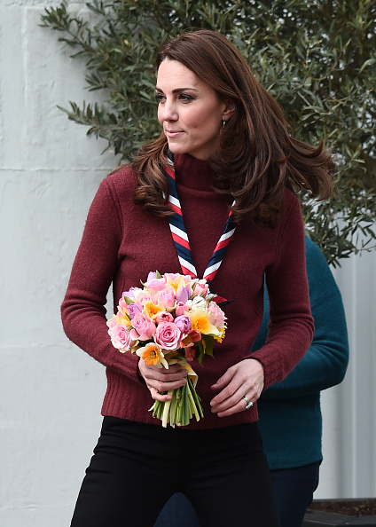 Eamonn M「The Duchess Of Cambridge Visits The Scout's Early Years Pilot At Gilwell Park」:写真・画像(0)[壁紙.com]