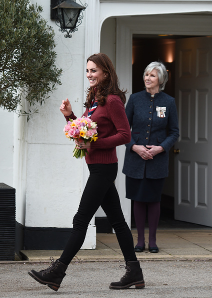 Eamonn M「The Duchess Of Cambridge Visits The Scout's Early Years Pilot At Gilwell Park」:写真・画像(3)[壁紙.com]