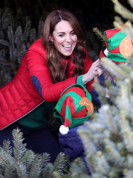 Christmas「The Duchess Of Cambridge Joins Family Action To Mark New Patronage」:写真・画像(8)[壁紙.com]