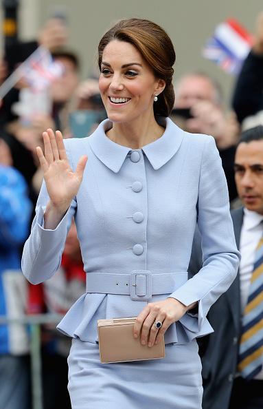 Netherlands「The Duchess of Cambridge Visits The Netherlands」:写真・画像(13)[壁紙.com]