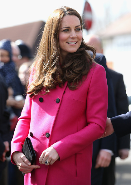Coat - Garment「The Duke And Duchess Of Cambridge Support Development Opportunities For Young People In South London」:写真・画像(12)[壁紙.com]
