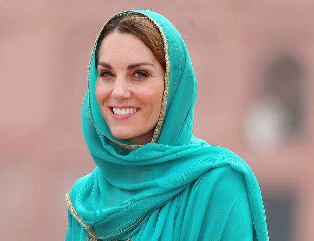The Duke And Duchess Of Cambridge Visit The North Of Pakistan:ニュース(壁紙.com)