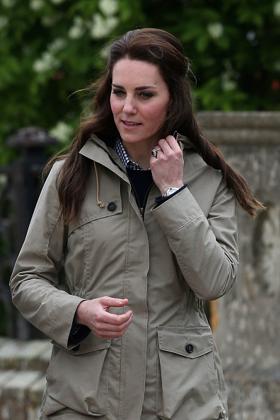 Farm「The Duchess Of Cambridge Visits Farms For City Children」:写真・画像(10)[壁紙.com]