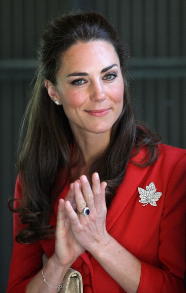 紅葉「The Duke And Duchess Of Cambridge Canadian Tour - Day 9」:写真・画像(5)[壁紙.com]