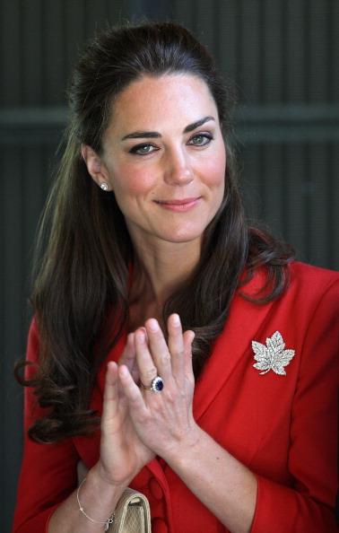 かえでの葉「The Duke And Duchess Of Cambridge Canadian Tour - Day 9」:写真・画像(0)[壁紙.com]