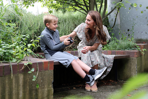 Motion「The Duchess Of Cambridge Joins Photography Workshop With Action For Children」:写真・画像(7)[壁紙.com]