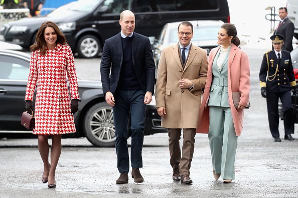William S「The Duke And Duchess Of Cambridge Visit Sweden And Norway - Day 2」:写真・画像(16)[壁紙.com]